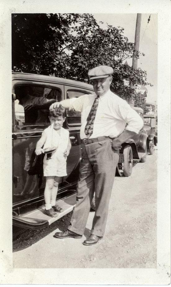 Joe-and-Mike-O'Grady,-1932