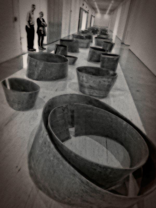 Richard-Serra-Maquettes